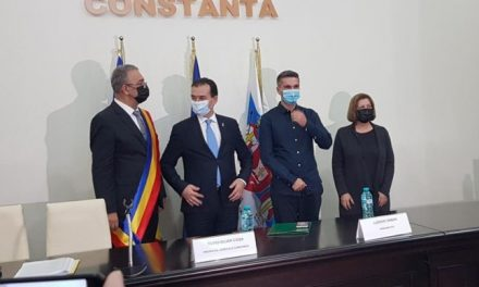 """Vergil Chițac, oficial primar al Constanței. """"Am primit rezultatul ca pe un lucru firesc. Am simțit victoria"""""""