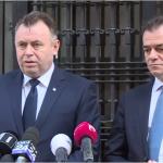 România ajunge la 6481 de cazuri de COVID pe zi. Tătaru și Orban sunt în alt film