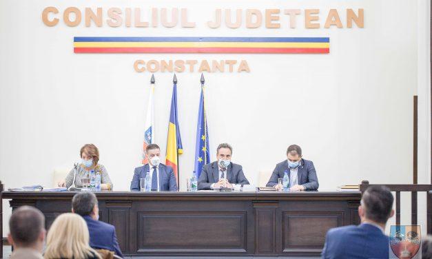 Cine sunt noii vicepreședinți ai Consiliului Județean Constanța. Alianță PNL – USR PLUS și la județ