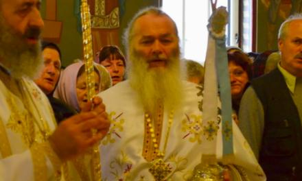 """Starețul Ghelasie Țepeș (58 ani) a murit răpus de COVID. Ultima predică: """"Vă închinați bolii și nu lui Hristos"""""""