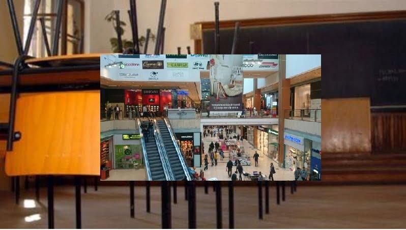 Constanța închide școlile și grădinițele, dar ține mall-urile și terasele deschise