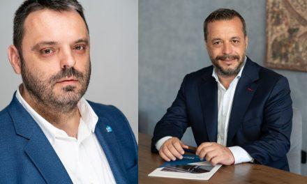 Florin Cocargeanu (USR PLUS) și Ionuț Rusu (PNL), noii viceprimari ai Constanței