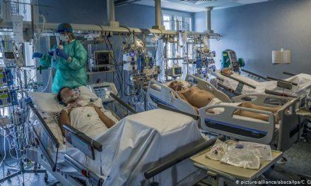 Creștere accelerată de noi cazuri de COVID19 la Constanța. Spitalele încep să se umple din nou