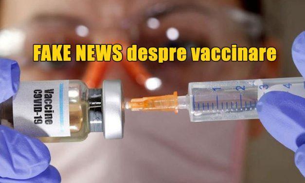 """""""Știri de AUR"""" și inepții despre vaccinarea anti-COVID. Care este realitatea și de ce e bine să nu crezi tot ce citești pe Facebook"""