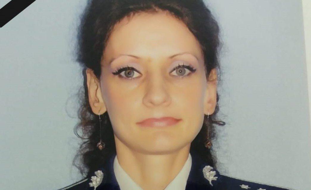 Doliu la IPJ. O polițistă din Constanța, în vârstă de 40 de ani, s-a stins din viață