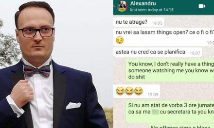 Cumpănașu, acuzat că i-ar fi propus unei minore să facă sex cu soția lui, iar el să privească