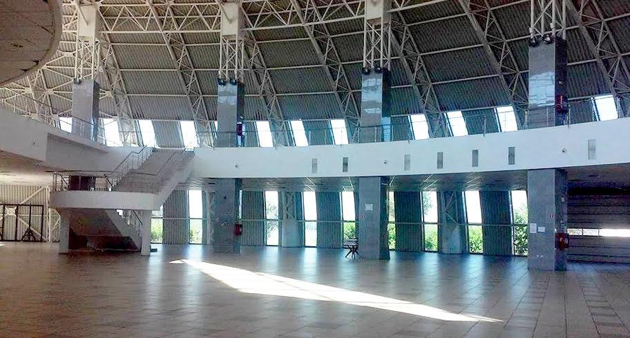 Centrul de vaccinare din Pavilionul Expozițional Constanța devine funcțional începând de luni