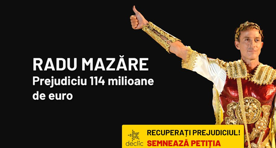 """Petiție pentru recuperarea prejudiciilor condamnaților. """"Merg la închisoare, dar rămân cu milioanele de euro în conturi"""""""