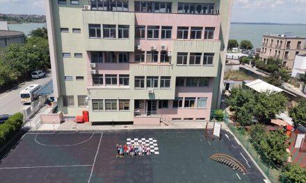 """Școala Petre Ispirescu, o poveste frumoasă a Constanței. """"Am avut dorința de a demonstra că putem schimba ceva"""""""