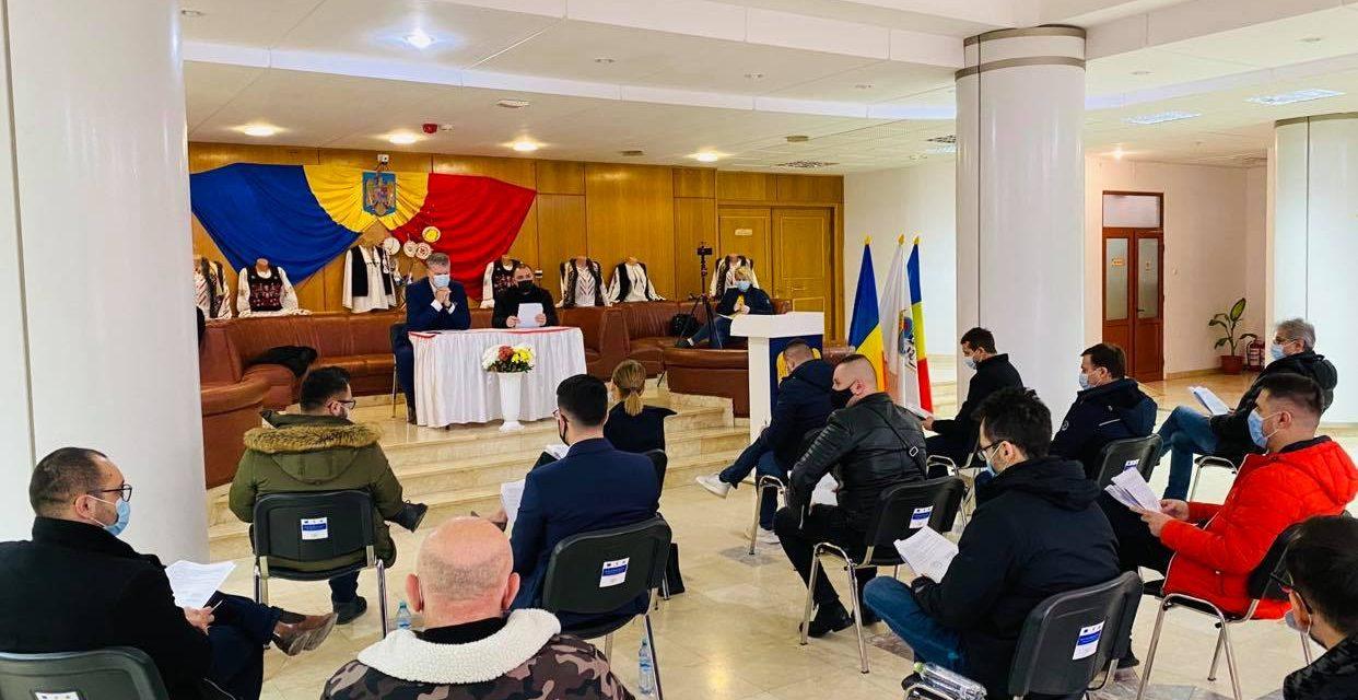 Convocator – ședință ordinară Consiliul Local Năvodari – 26.01.2021