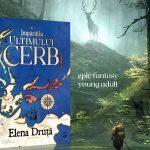 """Medicul veterinar din Constanța care a creat """"Împărăția ultimului cerb"""", un fascinant roman fantasy"""