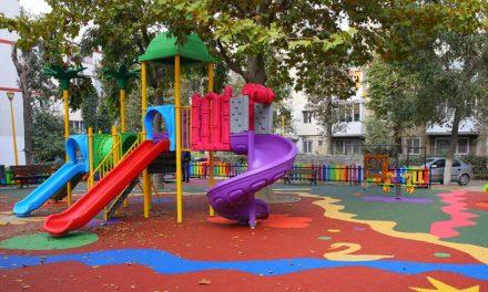 Primăria Constanța plănuiește reabilitarea a 10 locuri de joacă