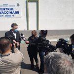 Centrul de vaccinare de la Năvodari a devenit funcțional. Imunizarea se face cu Moderna