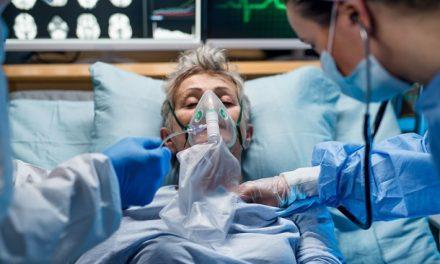 Record de decese cauzate de COVID de la începutul pandemiei. 1.432 de pacienți internați în prezent la ATI
