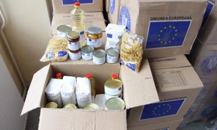 Primăria Năvodari: Începe distribuția pachetelor cu produse de igienă și a pachetelor cu alimente (UE), conform OUG 84/2020