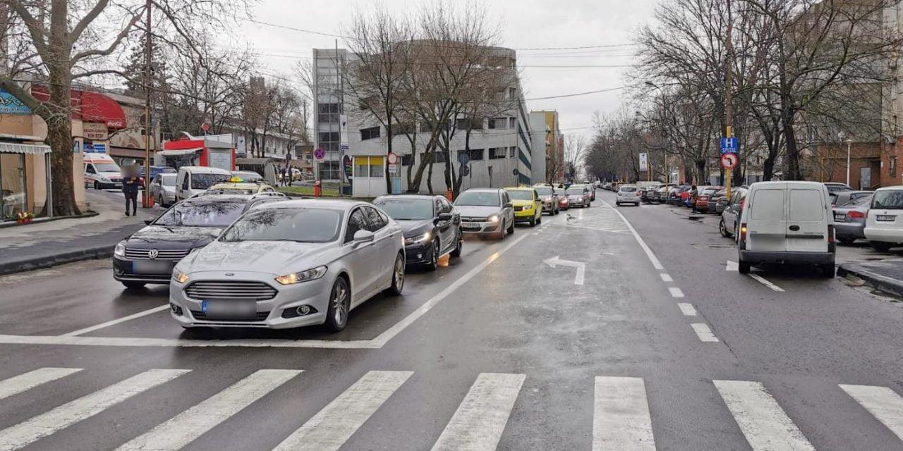 Străzile Nicolae Iorga, Poporului și Ion Rațiu vor fi cu sens unic, de săptămâna viitoare