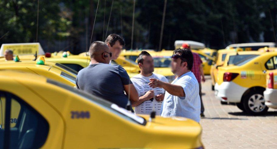 """Taximetriștii constănțeni vor egalitate: """"Să stea și ăștia de la Uber nespălați!"""""""