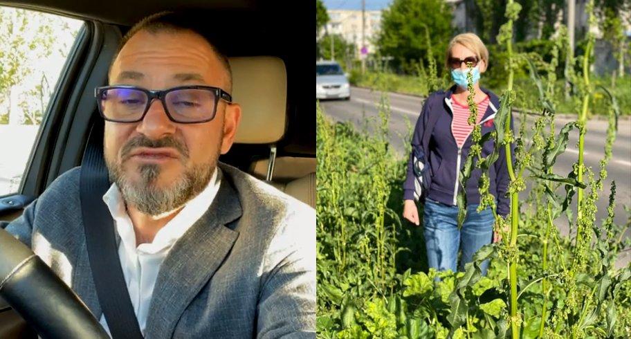 Horia Constantinescu spune că nu e treaba Primăriei să tundă iarba din jurul blocurilor