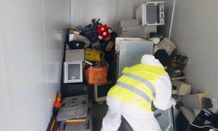 Primăria Năvodari organizează campanie de colectare deșeuri electrice de la cetățeni