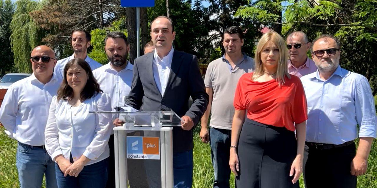 """USR: """"Astăzi, PNL și PSD au reconstituit USL la Constanța"""""""