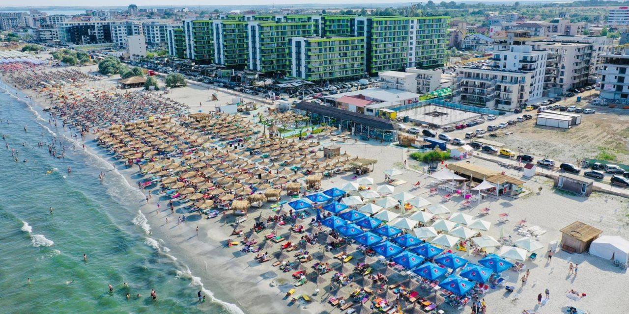 Cum a reușit Năvodariul să ia fața Mamaiei: plaje cu nisip fin, apa mării sigură pentru copii și parcare gratuită