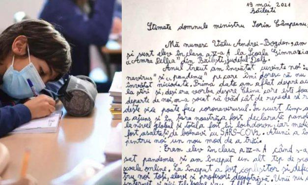"""Scrisoare deschisă către Guvern cu mărturii ale copiilor din mediul rural: """"S-au făcut foarte puține ca noi să recuperăm ce am pierdut"""""""