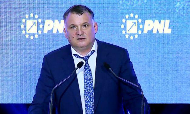 Bogdan Huțucă, reales ca președinte al organizației județene a PNL Constanța