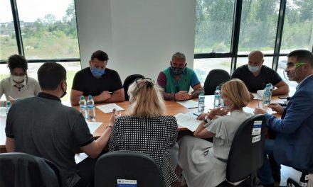Primăria Năvodari, noi pași pentru înființarea OMD Mamaia Nord