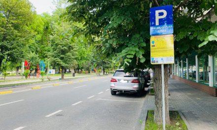 Chițac ia bani cu japca pe parcările din Constanța. Nu se dau amenzi pentru neplata taxei de parcare