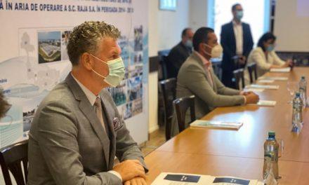 S-a semnat contractul pentru reabilitare stații de pompare ape uzate și conducte de refulare Mamaia Sat