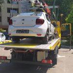 Un turist din Mamaia și-a scos plăcuțele de înmatriculare pentru a nu plăti parcarea. A rămas fără mașina, dar cu amenzi de 1.130 lei