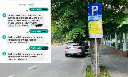 Regulamentul parcărilor lui Chițac, pe masa judecătorilor. Atacat în instanță de Organizația Patronală Mamaia