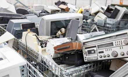 Campanie de colectare a deșeurilor electrice. Aparatele voluminoase, preluate gratuit de la domiciliu
