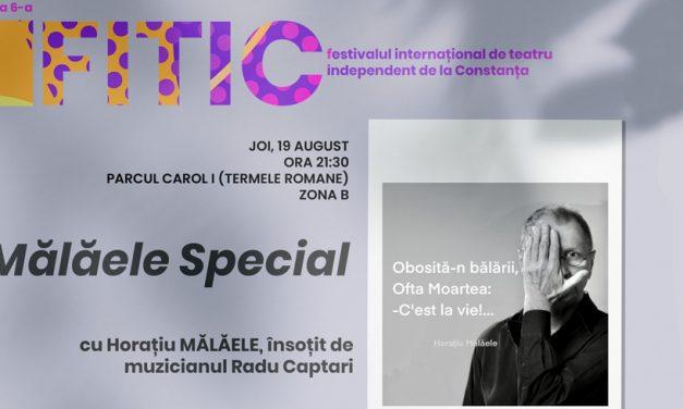Începe Festivalul de Internațional de Teatru Independent la Constanța. Accesul publicului este gratuit