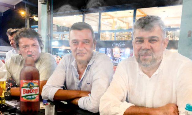 O grămadă de chestii pe care nu le știați despre vizita PSD-iștilor în Vama Veche