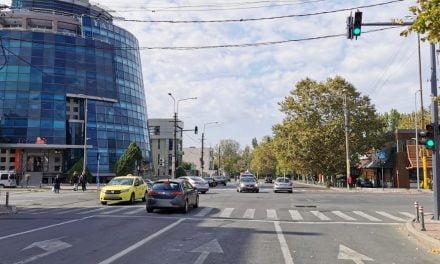 Intersecția de la Delfinariu, una dintre cele mai aglomerate din oraș, va fi resistematizată