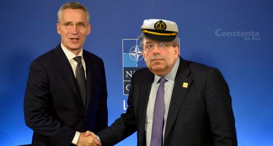 """Chițac, invidiat de NATO pentru dezastrul din Constanța: """"Noi nici în Bagdad n-am reușit asta!"""""""