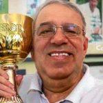 Vergil Chițac și-a acordat premiul Vergil Chițac pentru întreaga activitate ca Vergil Chițac
