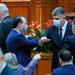 """""""Zilele premierului Cîțu la Palatul Victoria sunt numărate"""". USR-PLUS va vota prima moțiune de cenzură care va ajunge la vot în Parlament"""