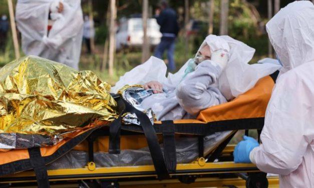 Numărul morților în urma incendiului de la Spitalul de Boli Infecțioase a ajuns la 8