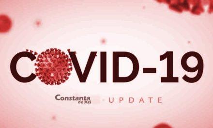 Noi decese și 663 de persoane infectate la Constanța. 423 de morți la nivelul țării, 390 erau nevaccinați