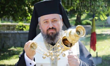 A murit episcopul Devei și Hunedoarei. Era internat în stare gravă cu COVID și nu se vaccinase