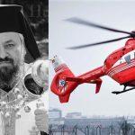 Popi anti-vaccin, dar duși cu elicopterul la spital. Episcopul Gurie a murit  în timp ce i se pregătătea trasportul VIP
