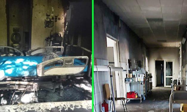 Bomba cu ceas de la Infecțioase. Constatări ale pompierilor în urma incendiului în care au murit șapte oameni la Constanța