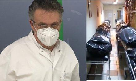 Medic: Dacă veți fi pe pat de spital și veți vedea negru, e de la culoarea sacilor. Superman nu va fi lângă voi, alții vor fi la golf