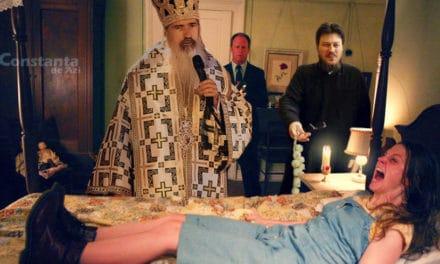 Exorcistul. Teodosie a scos Pfizerul dintr-un credincios folosind agheazmă și usturoi